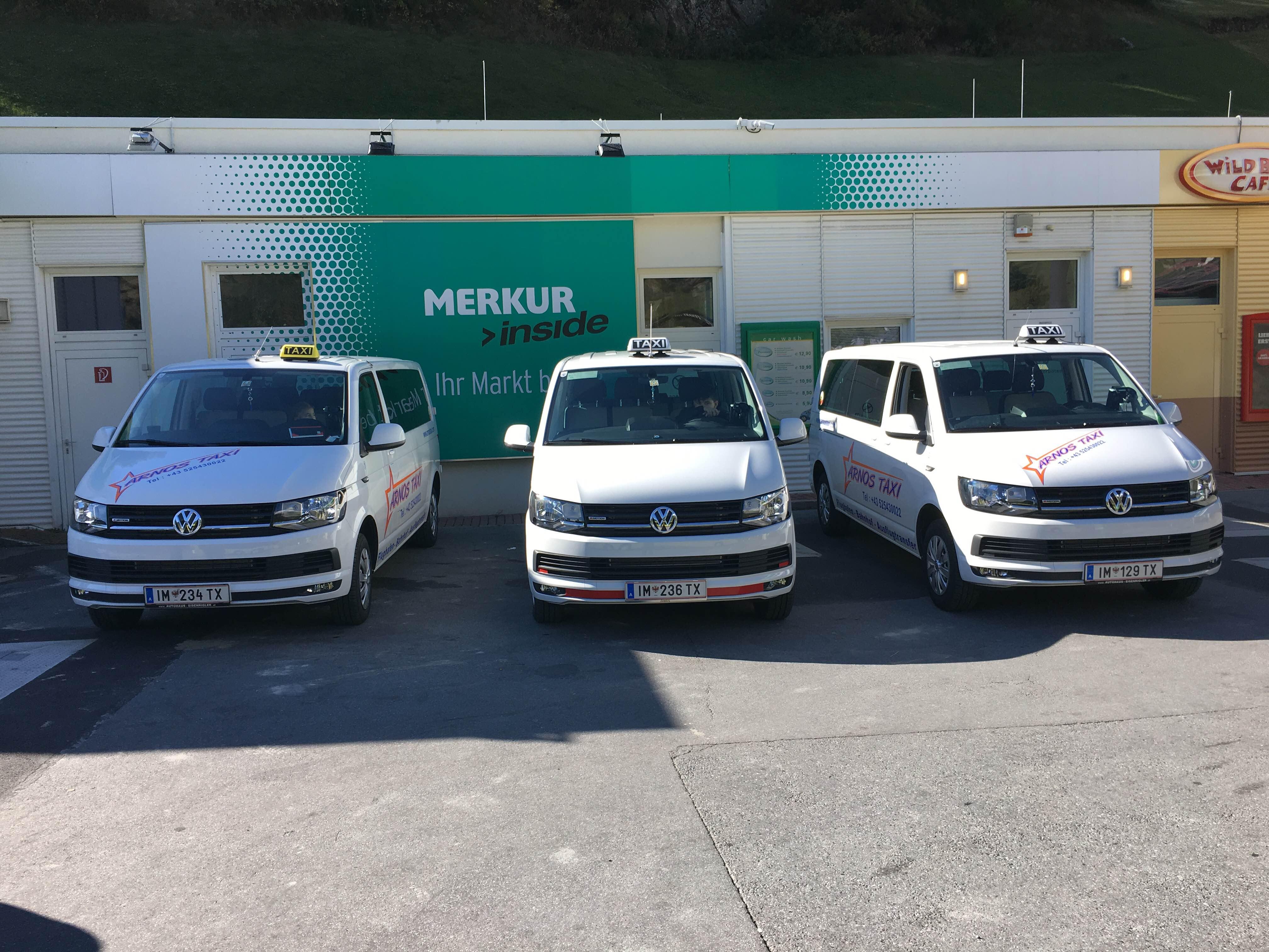 unsere Taxis für Flughafen- und Bahnhoftransfer
